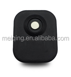 rfid long range dentaction remove black security tag lagre square hard tag