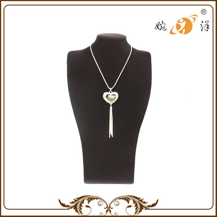 China Manufacturer Lower Price Noble Black Display Jewelry