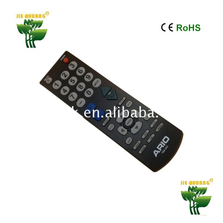 Hot sale & high quality best selling star x led tv remote control with good