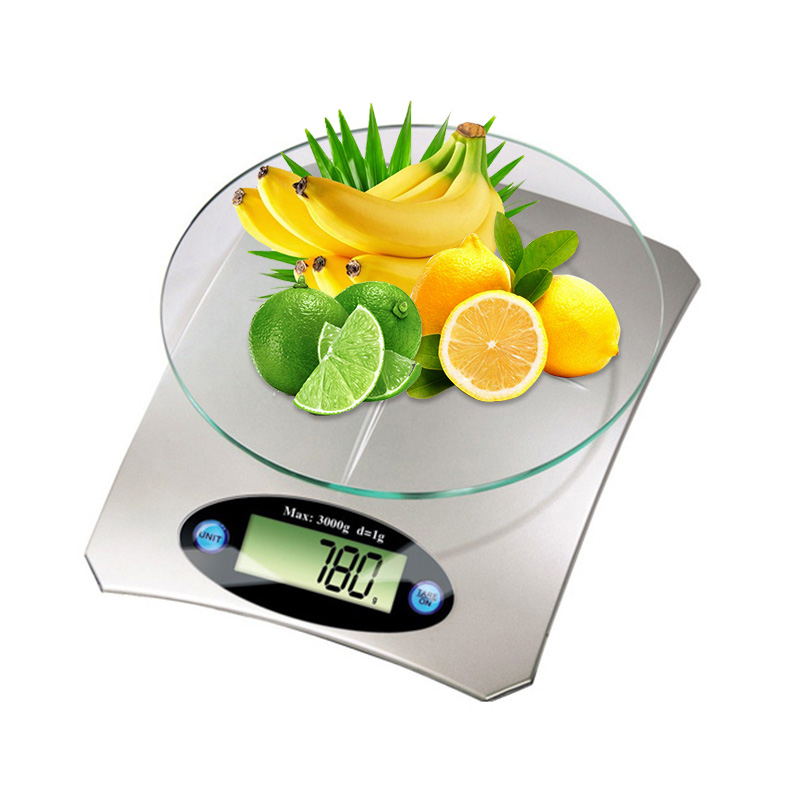 2019 alibaba hot sale Bamboo surface four electrode Weight Body Fat bmi Digital smart Scale