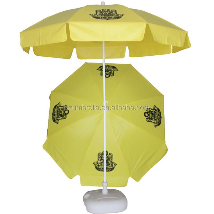 Cantilever Beach Umbrella Making Machine Bag Dispenser Product On