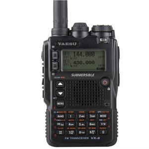 Image of General Walkie Talkie Yaesu VX-8DR Three-Band Waterproof Handheld FM Ham Two-Way Radio Transceiver Walk Talk