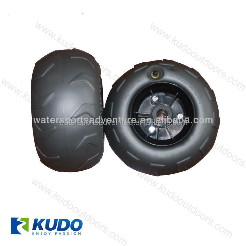 Wide Beach Cart Balloon Wheels For Easy Rolling On Boat Trailer Product Alibaba