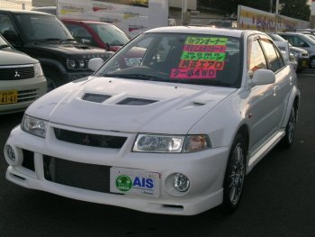 selection mitsubishi for large used imports jdm evo sale lancer of white