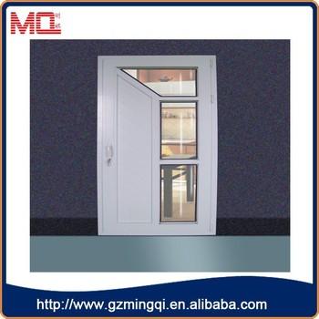 Factory Price Plastic Double Glass Indian Door Designs Double Doors
