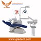 dental chair water system/za-208e dental chair/dental chair unit doda
