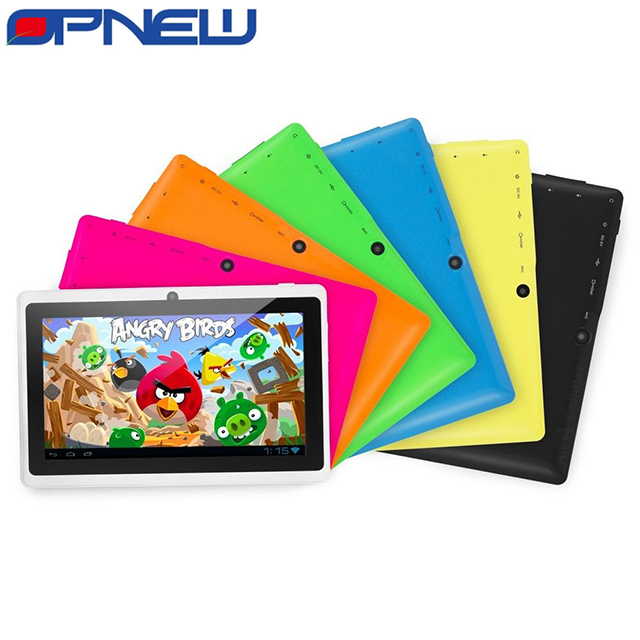 "Hot 7 ""Android quad Core A33 Capacitivo Tablet PC schermo HD"