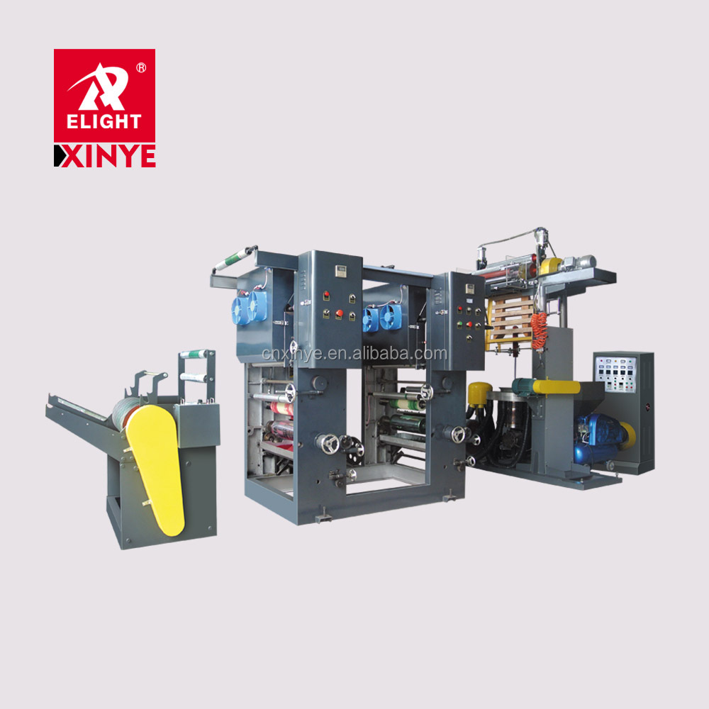 XINYE Brand Plastic Film Blowing Gravure Printing Machine