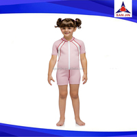 2016 hot sale neoprene wetsuits for kids children teenagers