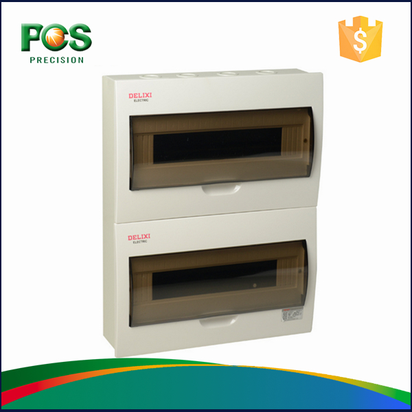 Best price DELIXI CDPZ50 12 ways mcb distribution box