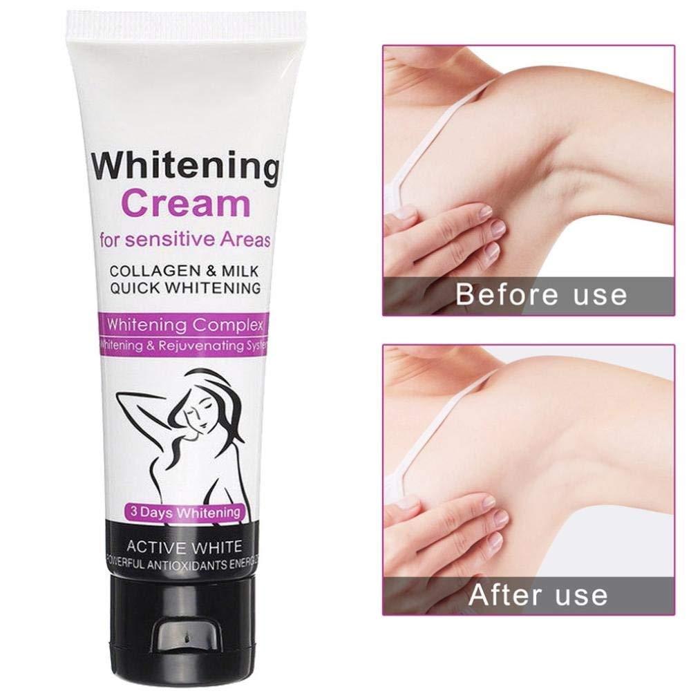 Beauty & Health Sporting Armpit Underarm Whitening Cream 50g Thigh Body Repair Cream Dark Skin Legs Knees Lightening Whitener Intimate Black Removal Cheap Sales