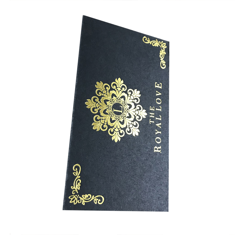 Customized design printing paper business card wholesale