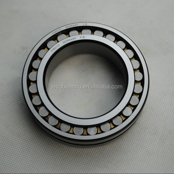 3182112/NN3012K double row brass cage cylindrical roller bearings