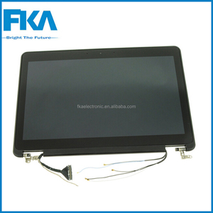 "New For Dell Latitude E7240 TouchScreen LCD Display 12.5"" Complete Assembly 15RDF"
