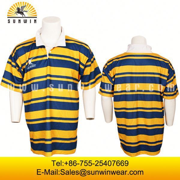 custom argentina rugby shirt/Shirt collar with rugby jerseys