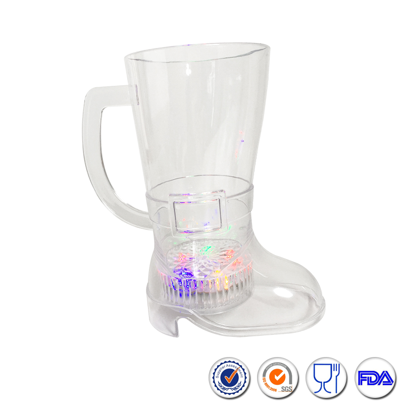 High-heeled Shoes LED Cup Drinking Water Bottles Wth High Quality