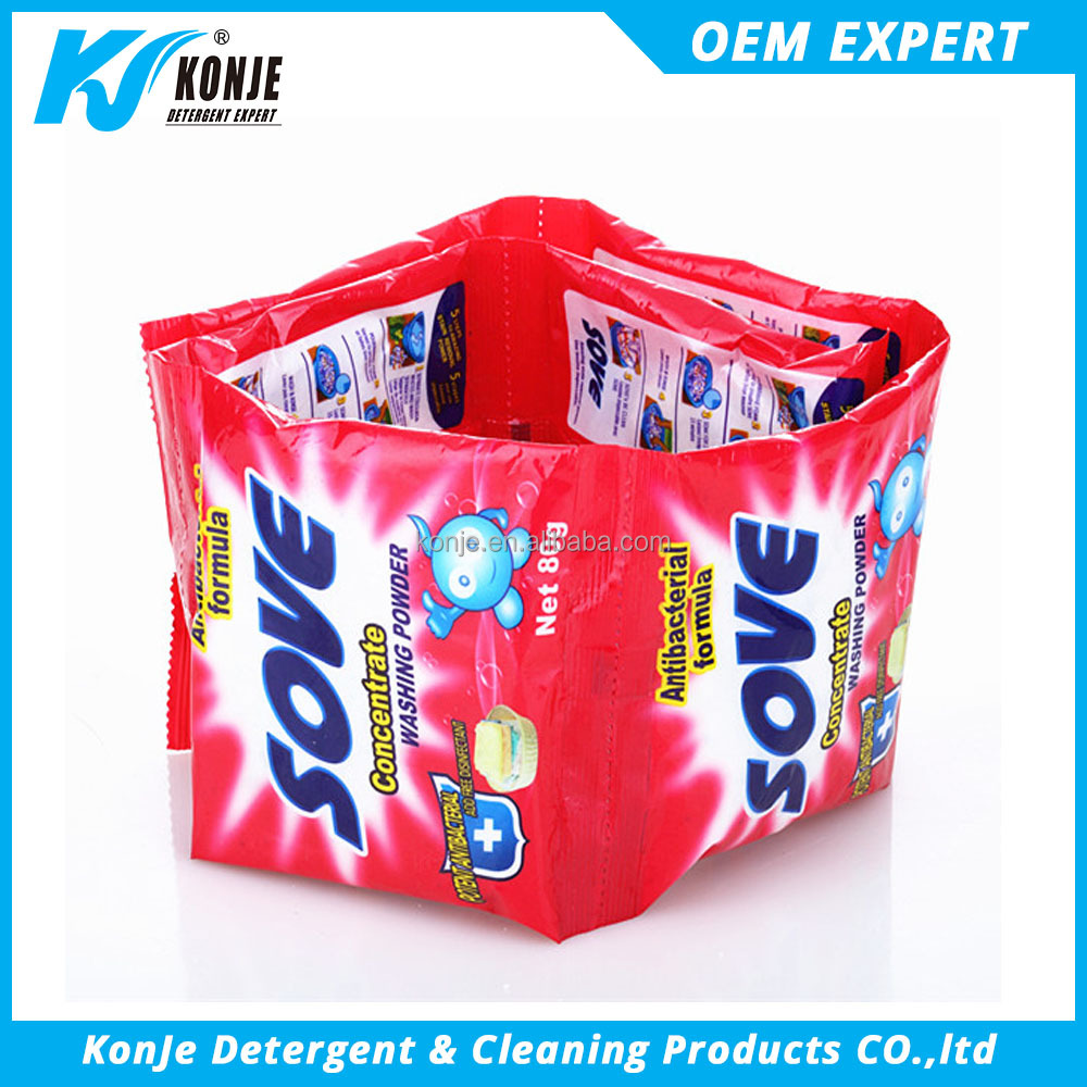 Detergent soap making formula