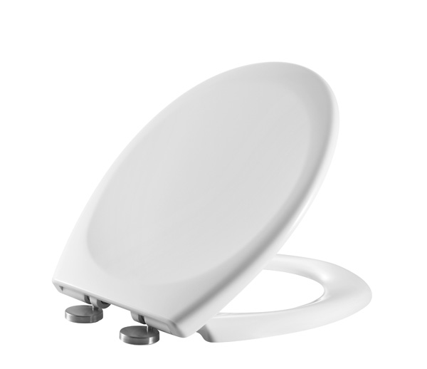 Manufacturing company decorative urea toilet seat cover sell in European