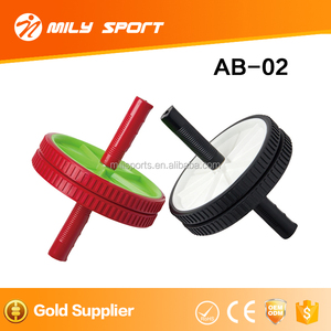 gym exercise abdominal exercise wheel for core strength training portable ab wheel ab roller