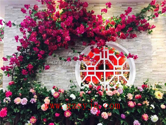 Artificial flower for wall decoration artificial flower for wall artificial flower for wall decoration artificial flower for wall decoration suppliers and manufacturers at alibaba junglespirit Image collections