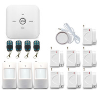 Most practical GSM Elderly Alarm System/ Medical Alert /Panic Alarm/ SOS Alarm with elder Home Safety Care Product