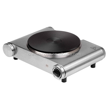 Travel Hot Plate One Burner Electric Stove