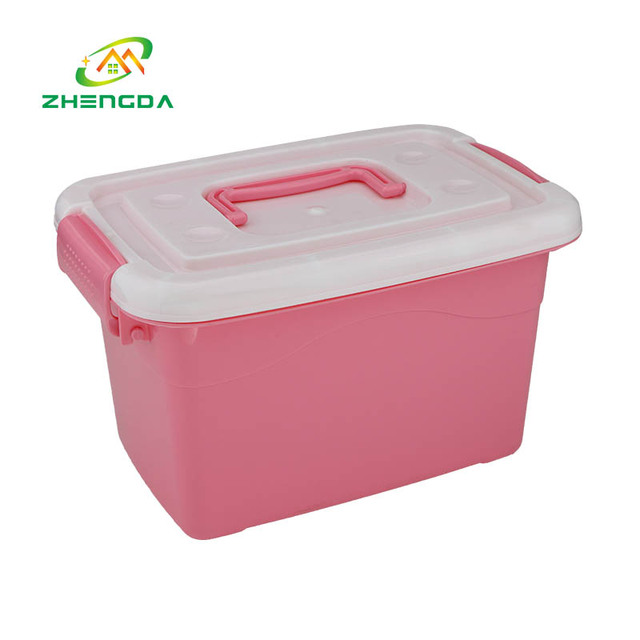 Durable Military Customized Small Plastic Storage Box Organizer Container