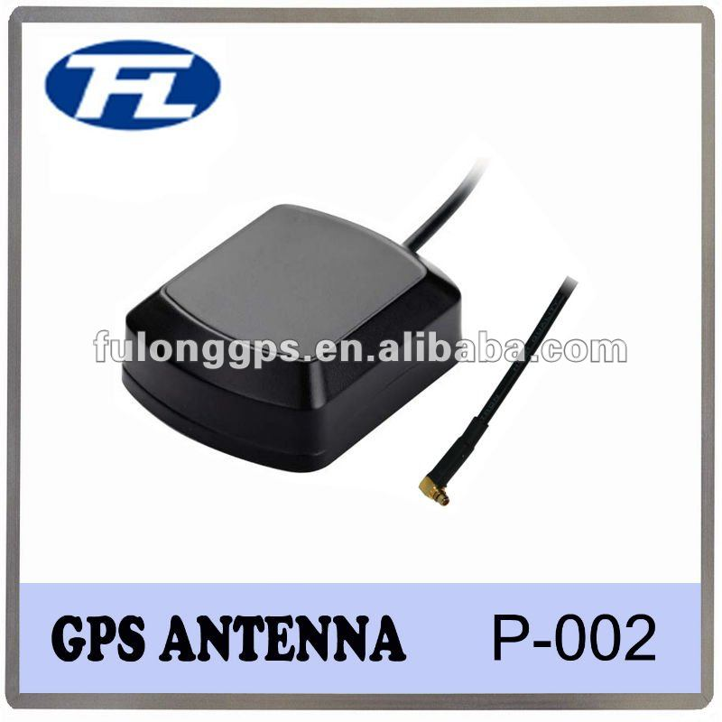 Compact Active Gps Antenna With Rg174 Cable Mmcx Male R/a ...