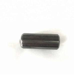 tungsten carbide stud pins with cone head/Tungsten carbide rods with chamfering