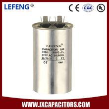 white plastic & aluminum shell LEFENG brand cbb60 cbb65 cbb61 cd60 power capacitor 30uf 450v