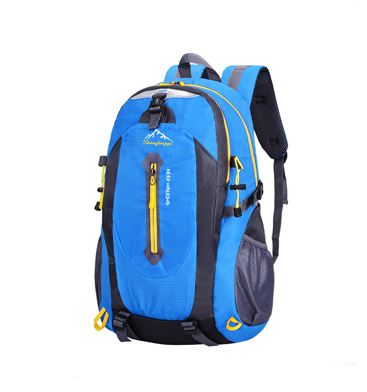 outdoor high quality durable hiking camping bag backpack