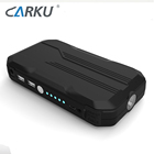 CARKU 12000mAh multi-functional auto emergency power jump starter for car 12V