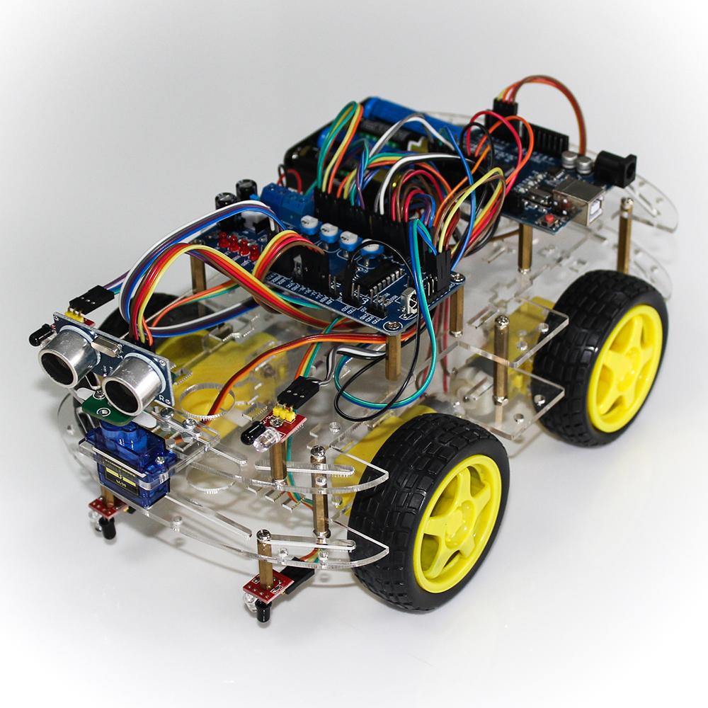 Refurbished Robot Vacuum: Smart Robot Kit