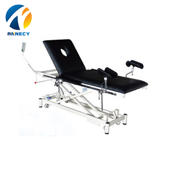 AC-EC007 Chinese supplier Commercial no folded Furniture General Use and Metal Material medical exam table