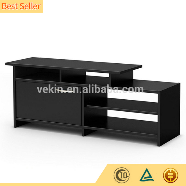 competitive price tv rack living room furniture modern design tv cabinet with metal