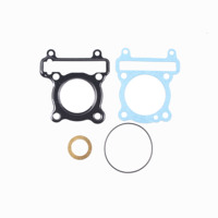 Motorcycle bajaj ct100 motorcycle parts , engine gasket kit