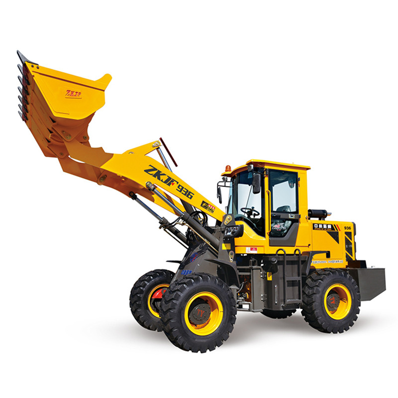 2T wheel loader from factory in stock