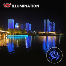 rgb ip68 dmx512 controller programmable led light for building decoration outdoor