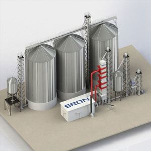 200Tons To 20000 Tons Grain Storage Silo For Sale, Grain Silo Manufacturers In China