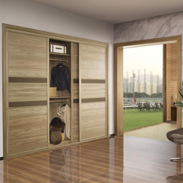 oppein builtin wardrobe with 3 sliding doors buy sliding door wall wardrobe product on alibabacom