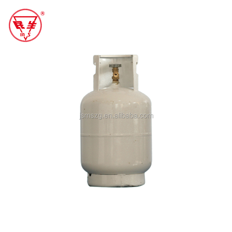 9kg lpg gas cylinder for kitchen cooking