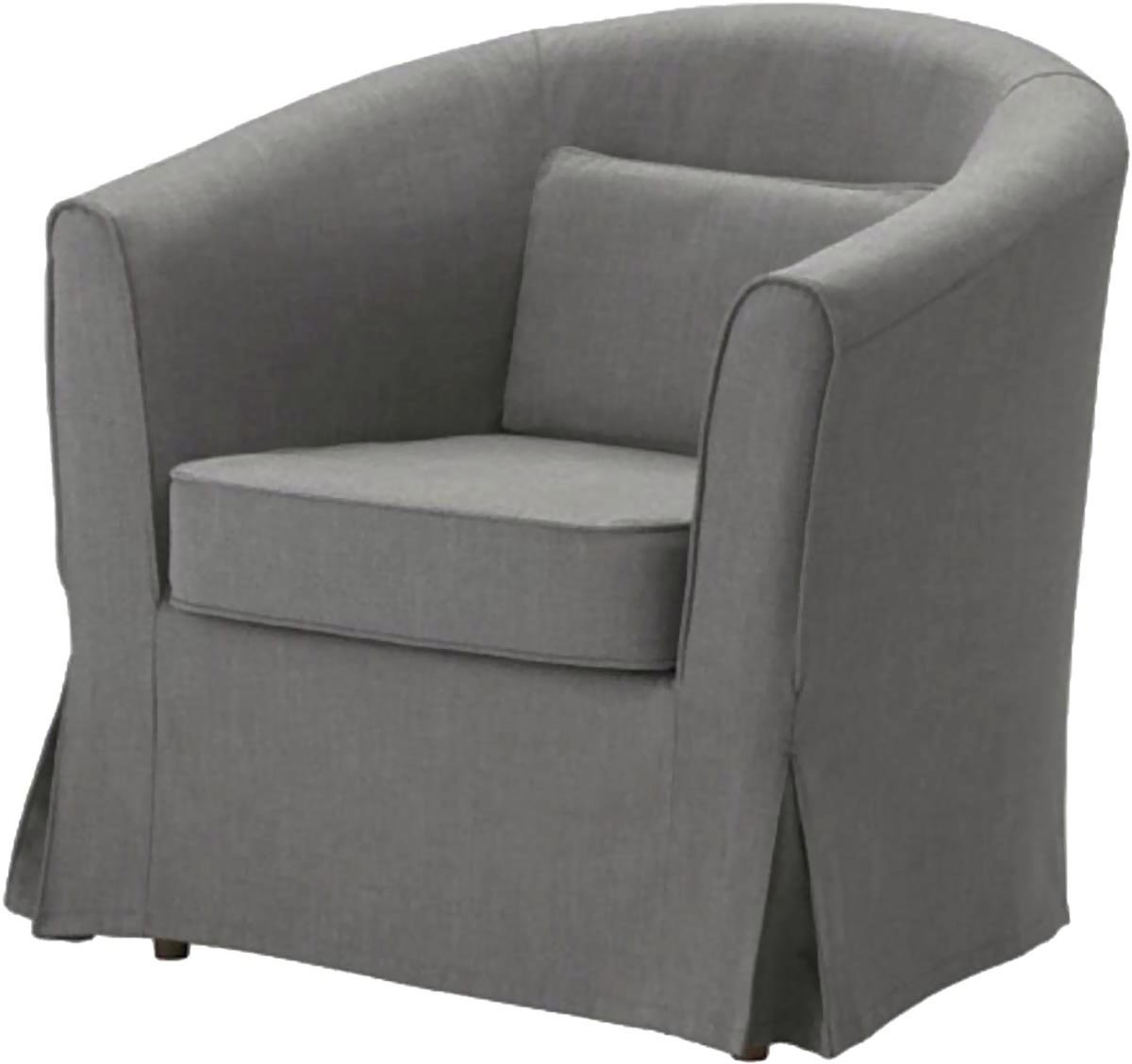 Buy Chicago Textile Puff Chair Replacement Cover With