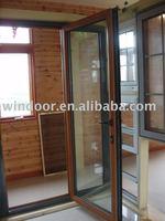 wood clad aluminum door