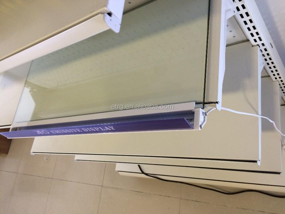 Gondola Shelving And Refrigerator 4.5w Led Light Bar/led Light ...