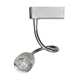 Silver housing Rosh SAA CE 6w 8w 20w cob metal track light