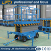 Super quality and competitive price hyraulic scissor platform lift with CE