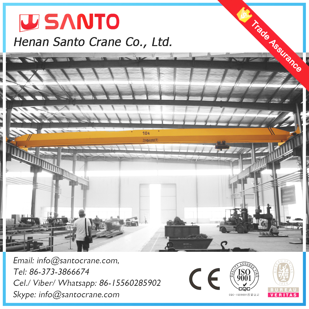 Q235b Steel Made Railway Lda Model Motor Driven Single Beam Overhead Crane  Electrical Diagram - Buy Lda Model Motor Driven Single Beam Overhead Crane  ...