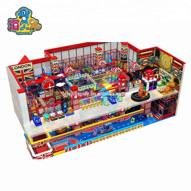 Daycare Equipment Soft Kid Set Toddler Maze Indoor ...