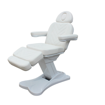 Good Quality Economical Facial Chair Bed Adjustable Electric Massage Table For Physiotherapy Treatment Bed