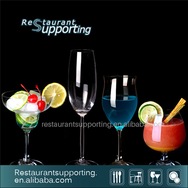 Best price champagne/brandy/cocktail/wine glass cup set wholesale
